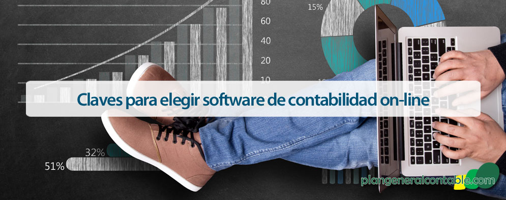 Claves para elegir software de contabilidad online o cloud